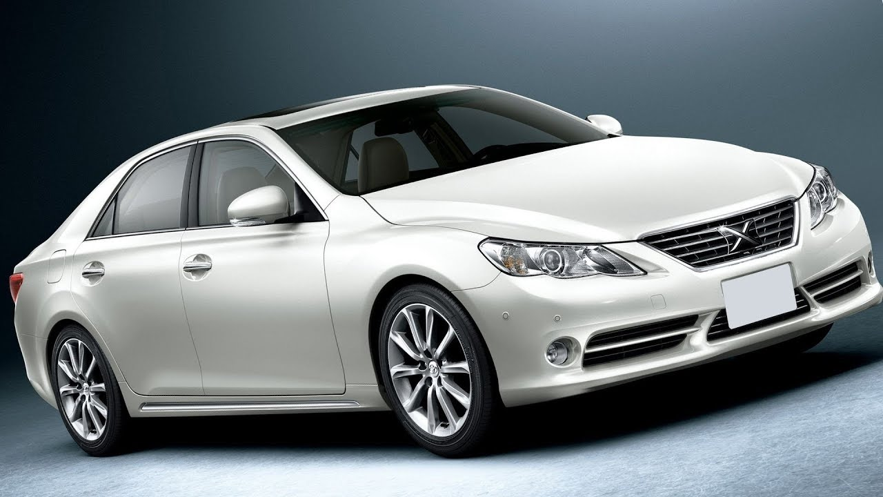 2018 Toyota Mark X Redesign